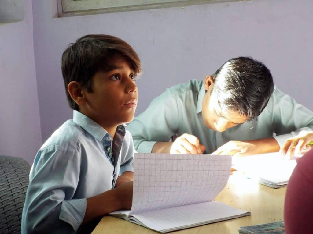 Human rights kids education